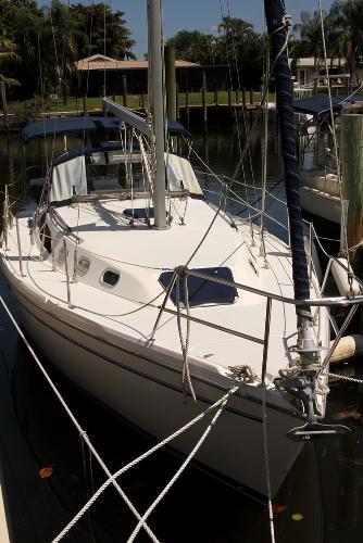 2001 Catalina 34