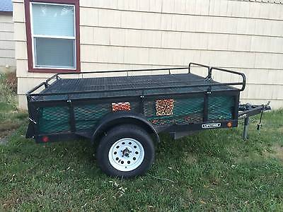 Jumping Jack tent/atv/utility trailer