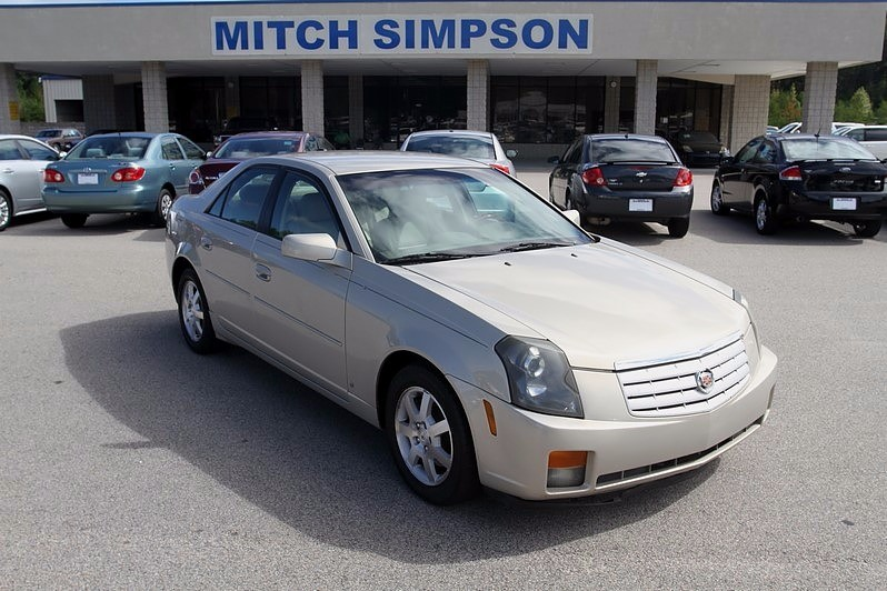 2007 Cadillac CTS Sedan Fully Loaded Leather Great Looks