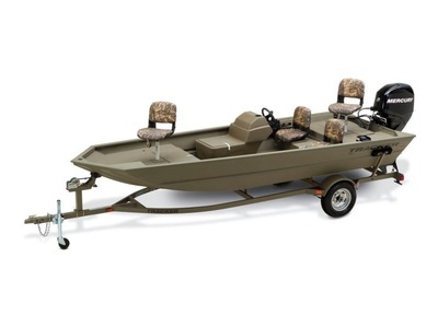 2014 TRACKER BOATS Grizzly 1754 SC