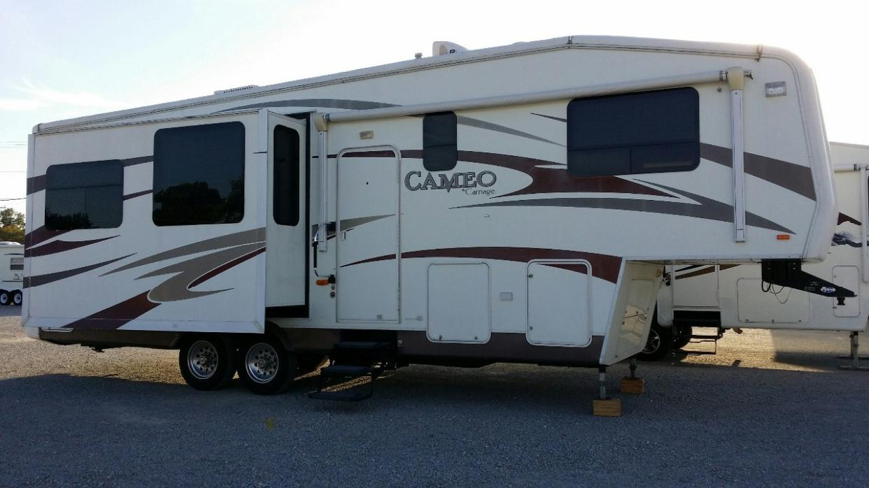 2009 Carriage CAMEO 32FWS