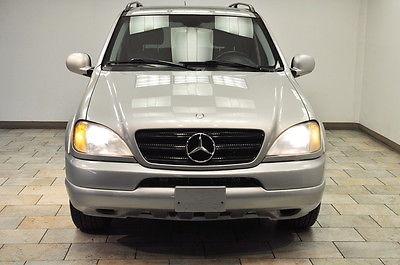 Mercedes-Benz : M-Class ML320 2001 mercedes benz ml 320