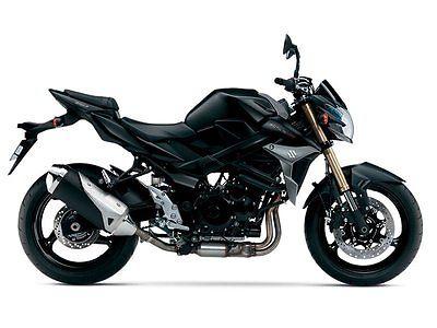 Suzuki : GSX / Katana 2015 suzuki gsx s 750 matte black