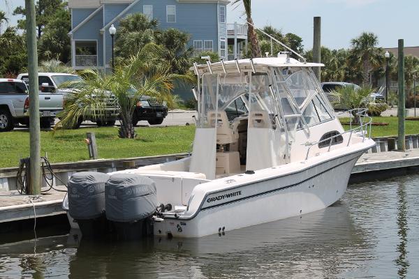 2006 Grady-White 282 Sailish