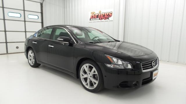 2012 Nissan Maxima Manhattan, KS