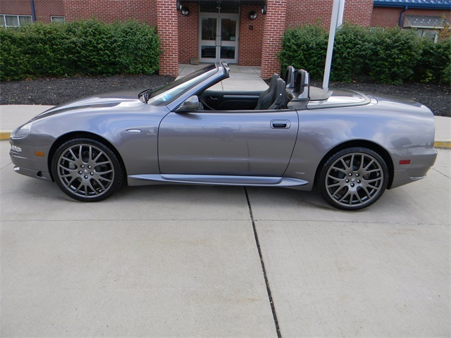 Maserati : Gran Sport Spyder 7 000 major serv just done by maserati over 110 k new impeccable shape only 15 k