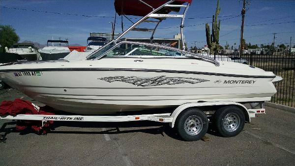 2008  Monterey  194 FS