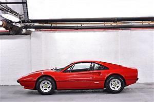Ferrari : 308 1980 ferrari 308 gtbi rosso corsa red