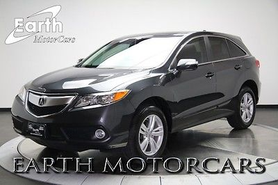 Acura : RDX Tech Pkg 2015 acura rdx tech package nav backup cam heated seats xm radio