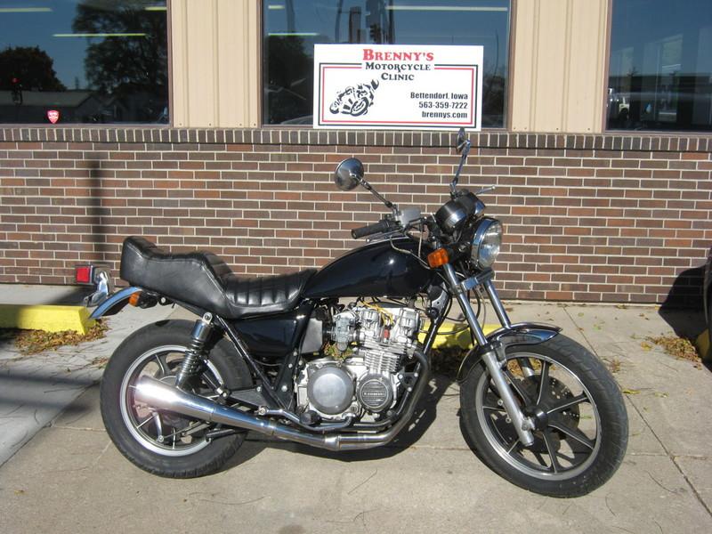 1982 Kz550 Ltd Motorcycles for sale