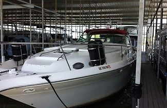 1996 Sea Ray Sundancer 450 Cruiser, Twin Cat Diesel Engine, 1000 Hours, 2 Rooms!