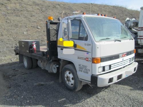 1994 Gmc W4000