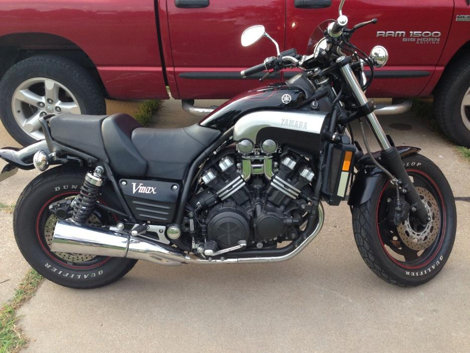 Yamaha vmax1200 motorcycles for sale in oklahoma for Yamaha motorcycles okc