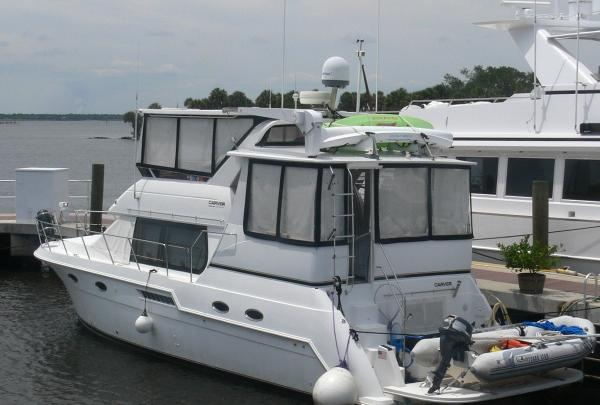 Carver 406 Aft Cabin Motor Yacht Boats For Sale