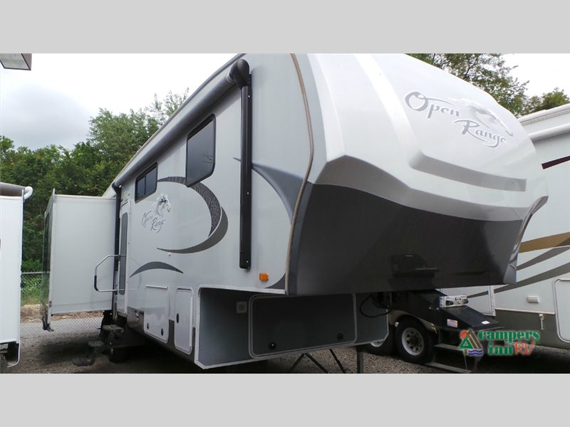 2010 Open Range Journey 287RLS