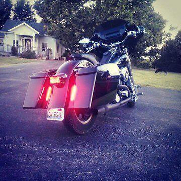 Harley-Davidson : Softail 98 harley davidson fatboy touring