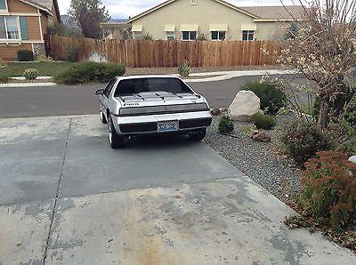 Pontiac : Fiero Lx 1985 pontiac fiero in good condition