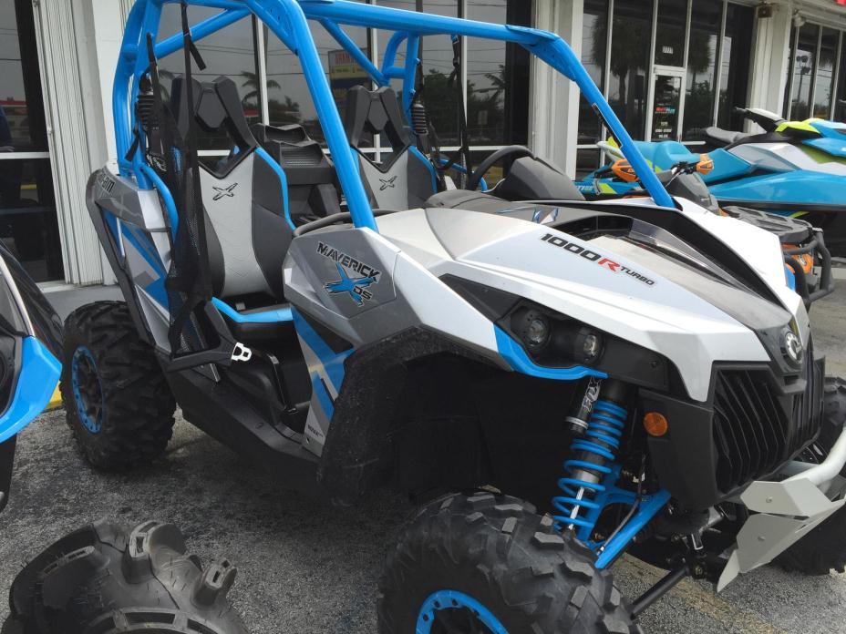 2016 Can Am Maverick 1000r Xds Turbo