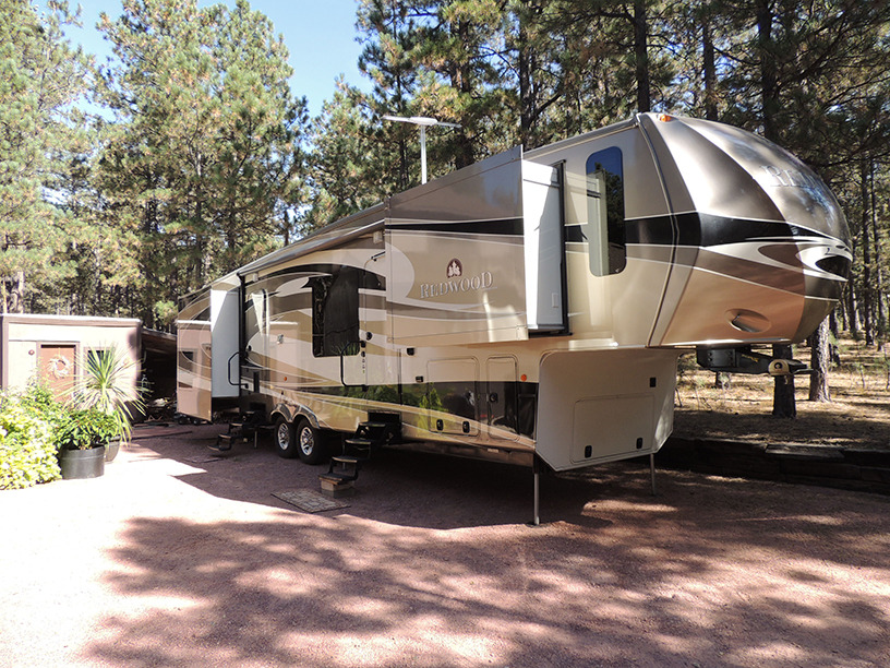 2013 Redwood 36RE