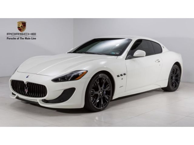 Maserati : Other Sport Gran Turismo Sport Coupe *Mention eBay Special Pricing*