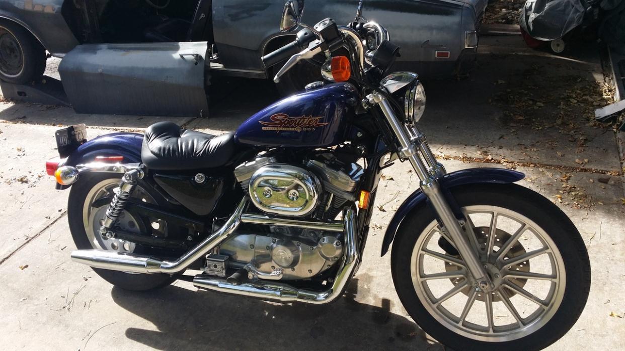 2009 Harley-Davidson Night Train STANDARD