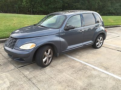 Chrysler : PT Cruiser GT 2003 chrysler pt cruiser gt wagon 4 door 2.4 l