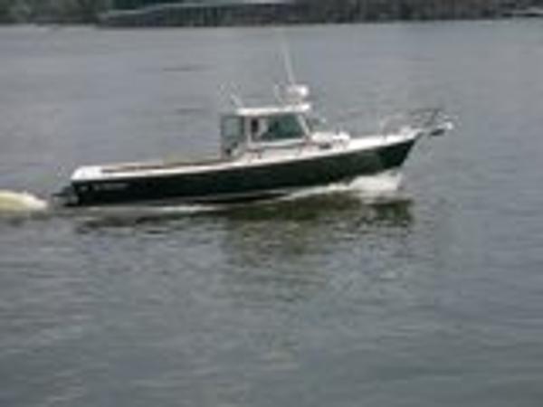 2008 Steiger 25 Chesapeake