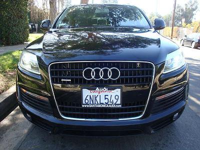 Audi : Q7 S LINE 2008 audi q 7 premium 4.2 quattro s line