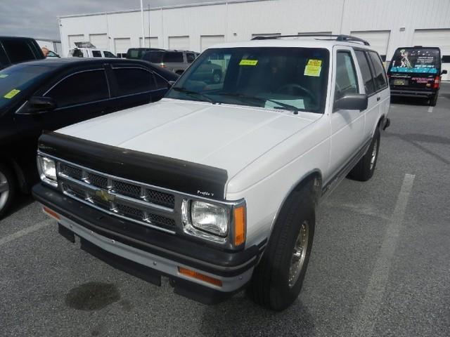1994 Chevrolet S10 Blazer Base Milford, DE