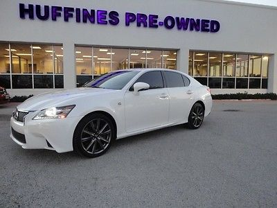 Lexus : GS Base Sedan 4-Door 2013 lexus