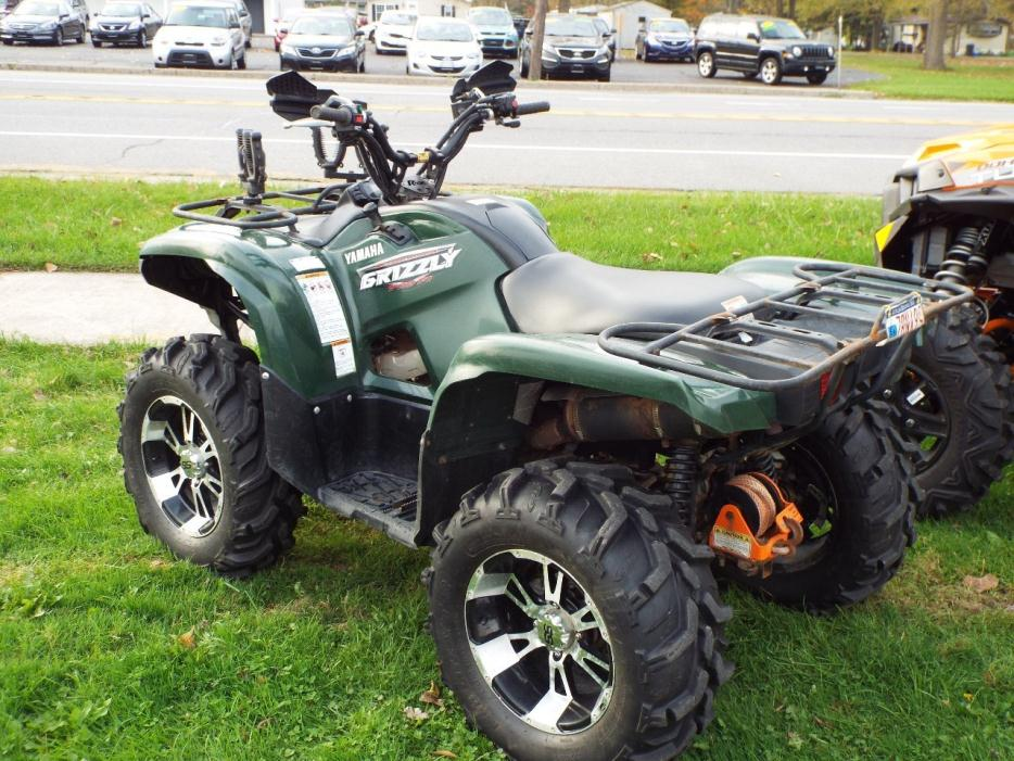 2009 yamaha grizzly 700 motorcycles for sale for 2009 yamaha grizzly 450 value