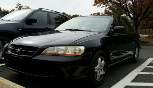 Honda : Accord EX HONDA ACCORD 1998 EX LEATHER V6