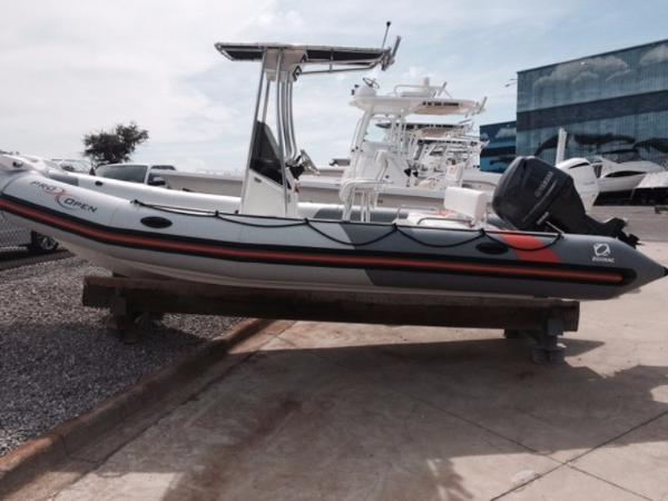 Zodiac Pro Open 650 Boats For Sale