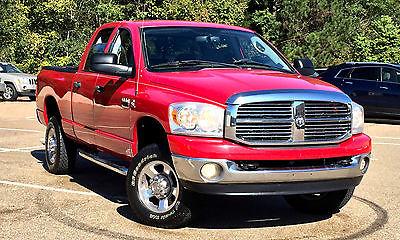 Dodge : Ram 2500 6.7 CUMMINS 1-OWNER LARAMIE 4X4 QUAD CAB INFINITY Send Best Offer**2005 2006 2007 2008 Dodge Ram 2500 Ford f-250 Silverado 2500