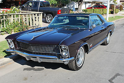 1965 Buick Riviera Cars For Sale