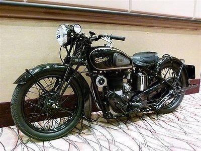 Other Makes : VELOCETTE FRAME OFF RESTORATION 1936 VELOCETTE MSS 500cc BIG BLOCK PRE-WAR BRITISH