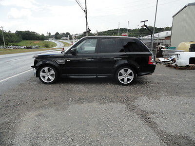 Land Rover : Range Rover Sport 2011 land rover range rover sport supercharged