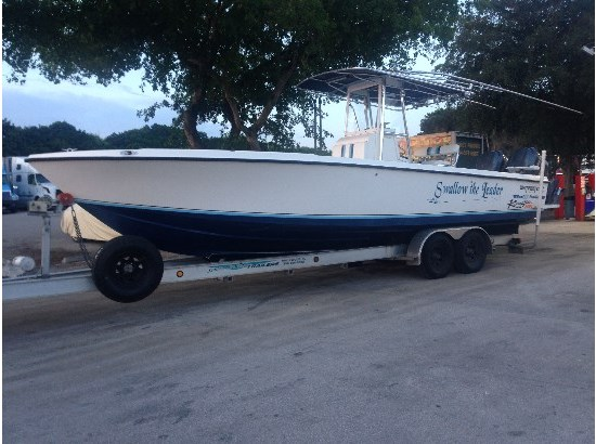 2002 White Water Boats openfish