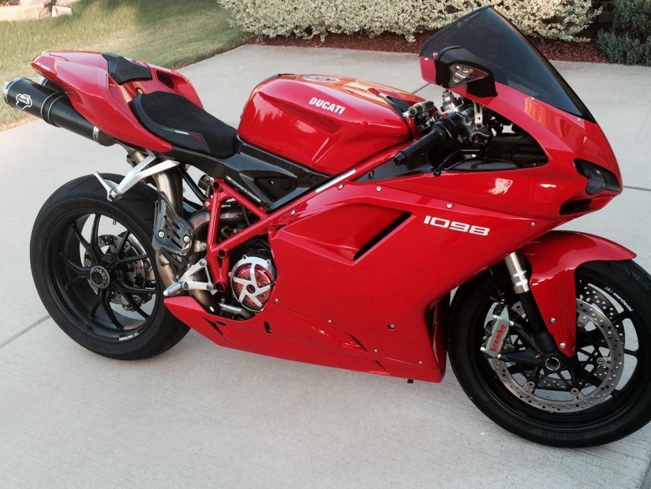 2008 Ducati 98