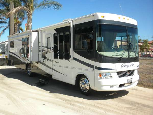 2008  Forest River  Georgetown 373
