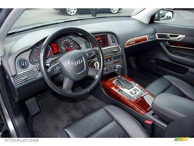 Audi : A6 2005 audi a 6