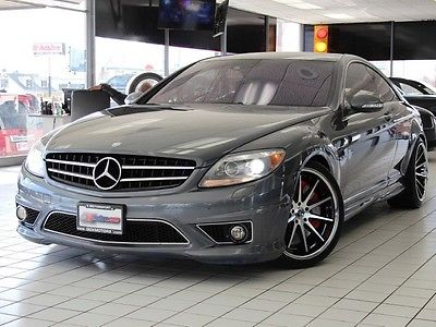 Mercedes-Benz : CL-Class Coupe Navi Night Vision Suede 20's CL63 AMG Coupe Navi Night Vision Suede 20's Serviced