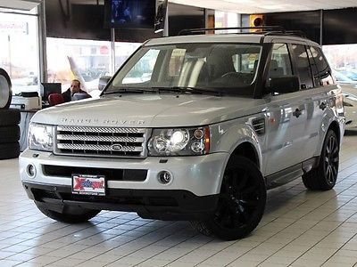 Land Rover : Range Rover Supercharged Navi Xenons 20's LOW MILES Sport Supercharged Navigation Gloss Black 20's Xenons LOW MILES