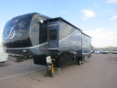 2014 DRV MOBILE SUITES 38TKSB3