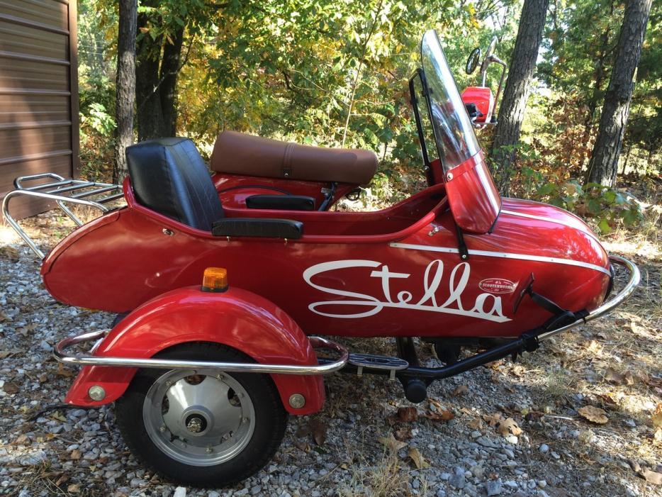 2013 Genuine Scooter Company Stella