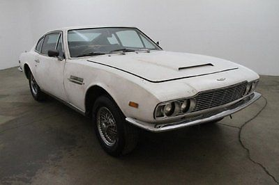 Aston Martin : DBS Coupe RHD 69 aston martin dbs coupe right hand drive wire wheels restoration