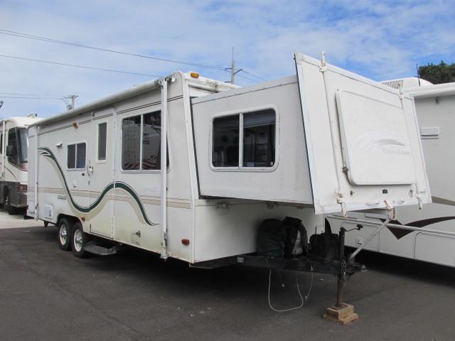 Coleman Caravan 25m Rvs For Sale