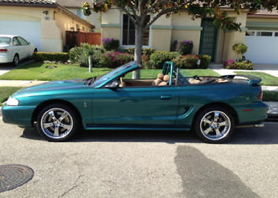 Ford : Mustang COBRA - ONLY 53300 MILES