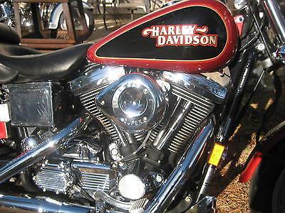 Harley-Davidson : Dyna 1998 harley davidson dyna low