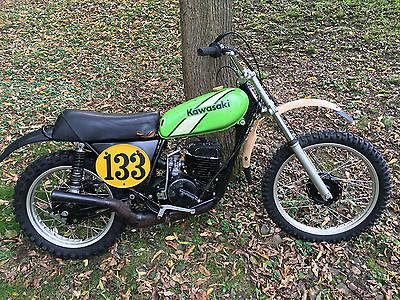 ahrma kawasaki kx motorcycles for sale